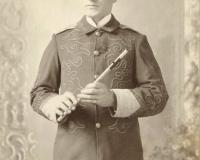 Frank Henry Brehm in Uniform