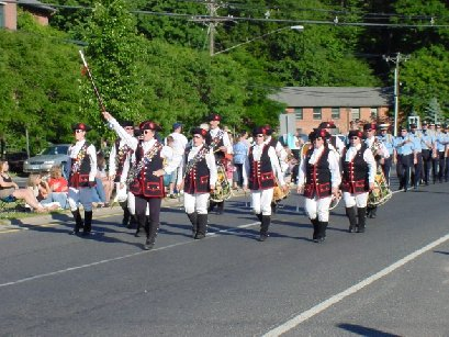 Beacon Falls Parade