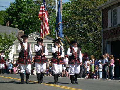 New Canaan Memorial Day