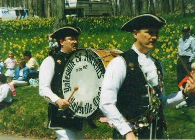Meriden Daffodil Festival Parade